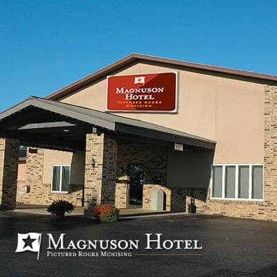 Magnuson Hotel Pictured Rocks Munising