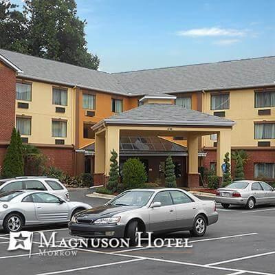 Magnuson Hotel & Suites Morrow