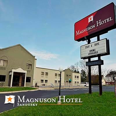 Magnuson Hotel Sandusky