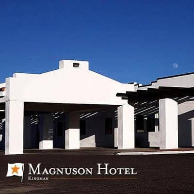 Magnuson Hotel Kingman